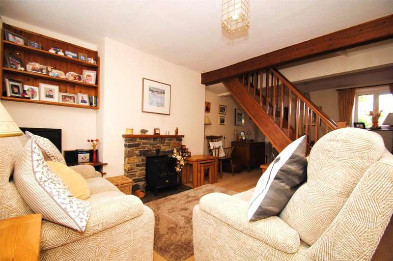 2 Bedrooms Terraced House for sale in Priory Road, Barnstaple