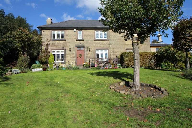 3 Bedrooms Semi Detached House for sale in Main Road, Pentrich, Derbyshire