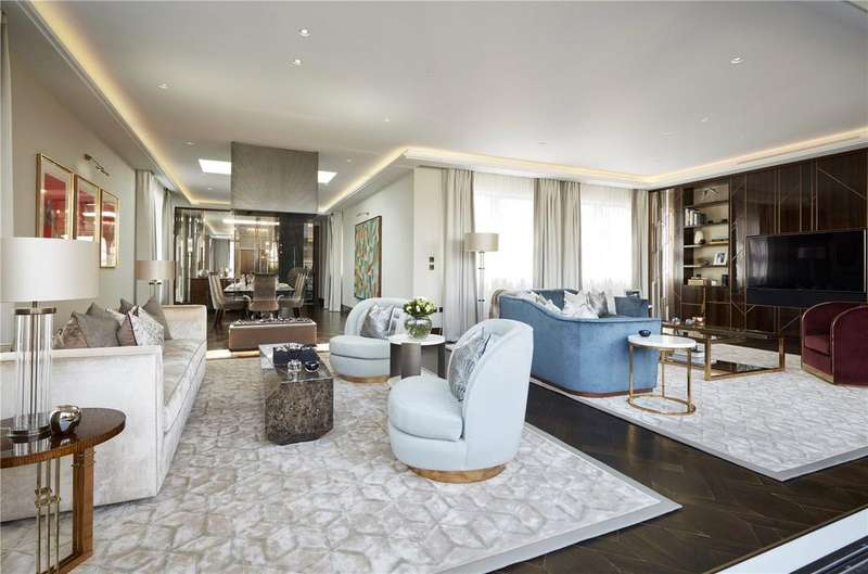 5 Bedrooms Unique Property for sale in Greybrook House, 28 Brook Street, Mayfair, London, W1K