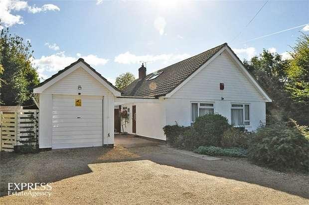 3 Bedrooms Detached House for sale in Upper Basildon, Upper Basildon, Reading, Berkshire