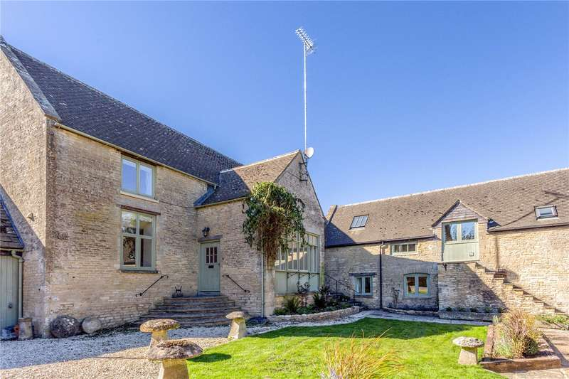 5 Bedrooms Detached House for sale in Winson, Cirencester, Gloucestershire, GL7