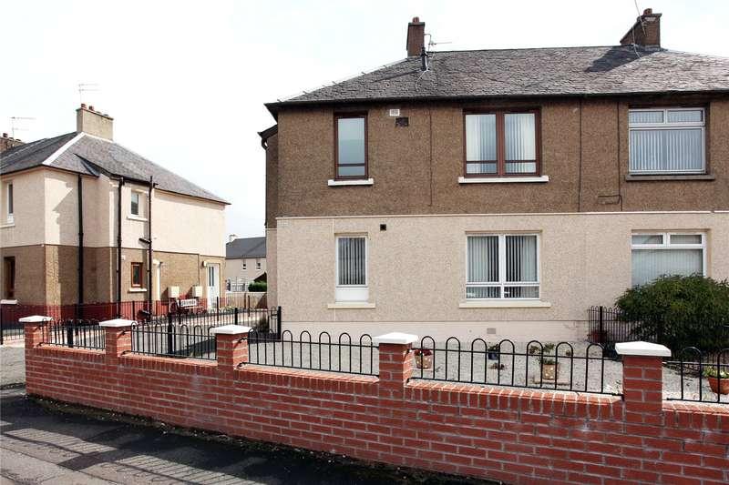 2 Bedrooms Flat for sale in Hawthorn Street, Grangemouth, Stirlingshire, FK3