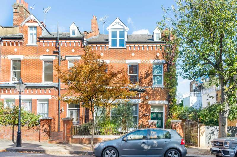 5 Bedrooms House for sale in Rudall Crescent, Hampstead Village