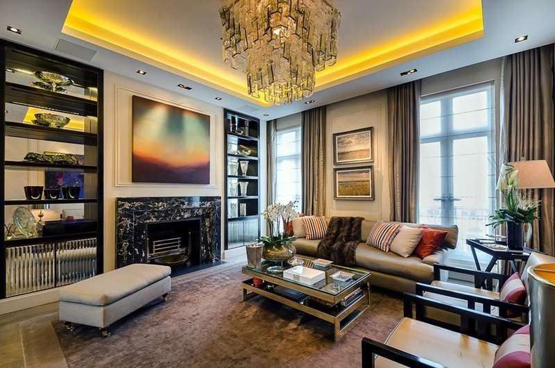 4 Bedrooms Terraced House for sale in Ebury Street, London SW1