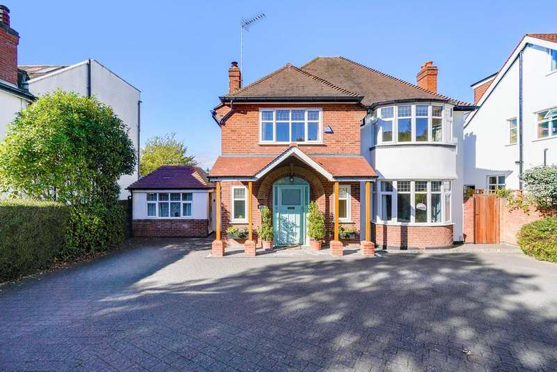 5 Bedrooms Detached House for sale in Cleveland Road, Ealing, W13