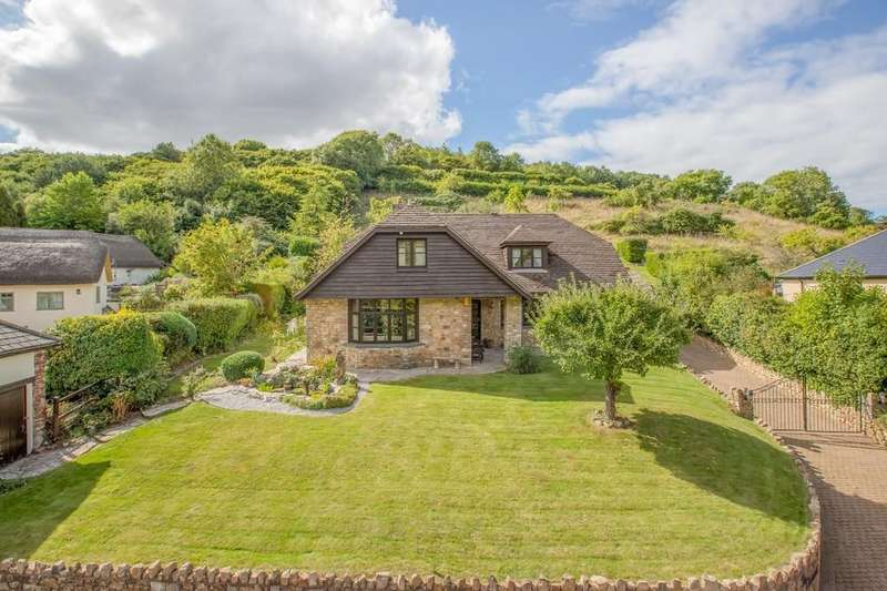 5 Bedrooms Detached House for sale in Stokeinteignhead, Newton Abbot
