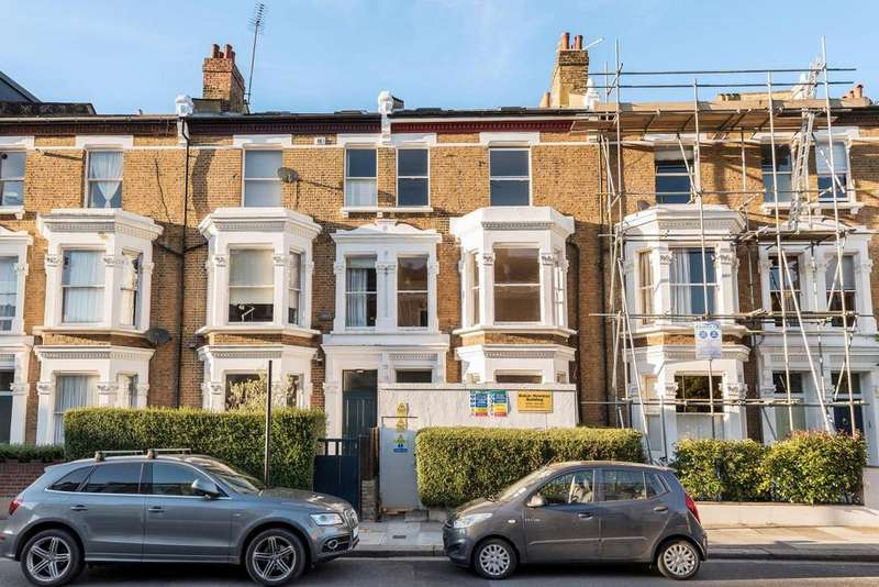 5 Bedrooms Terraced House for sale in Batoum Gardens, Hammersmith