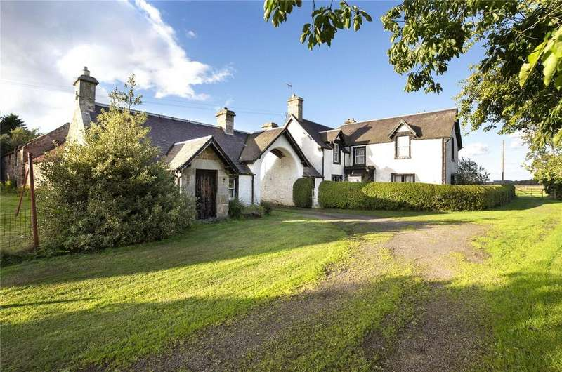 4 Bedrooms Detached House for sale in Abbey Mill Farmhouse, Haddington, East Lothian, EH41