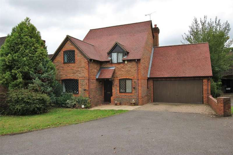 4 Bedrooms Detached House for sale in Chackfield Drive, Winnersh, WOKINGHAM, Berkshire