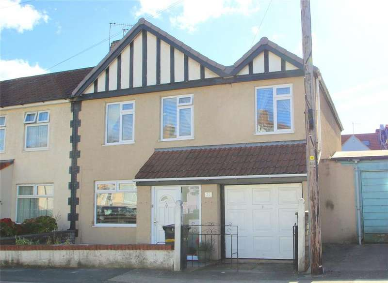 3 Bedrooms Semi Detached House for sale in Hall Street, Bedminster, Bristol, BS3