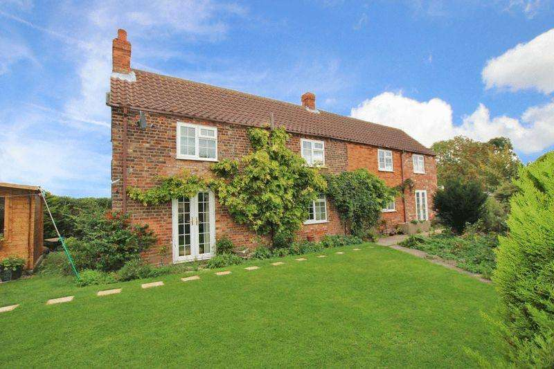 3 Bedrooms Detached House for sale in CHAPEL LANE, GREAT CARLTON