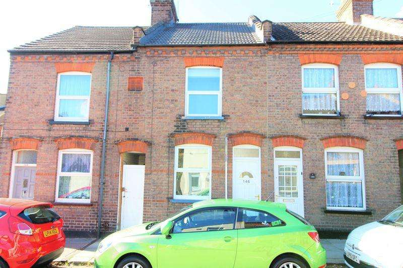 2 Bedrooms Terraced House for sale in Traditional Terraced property in SOUTH LUTON