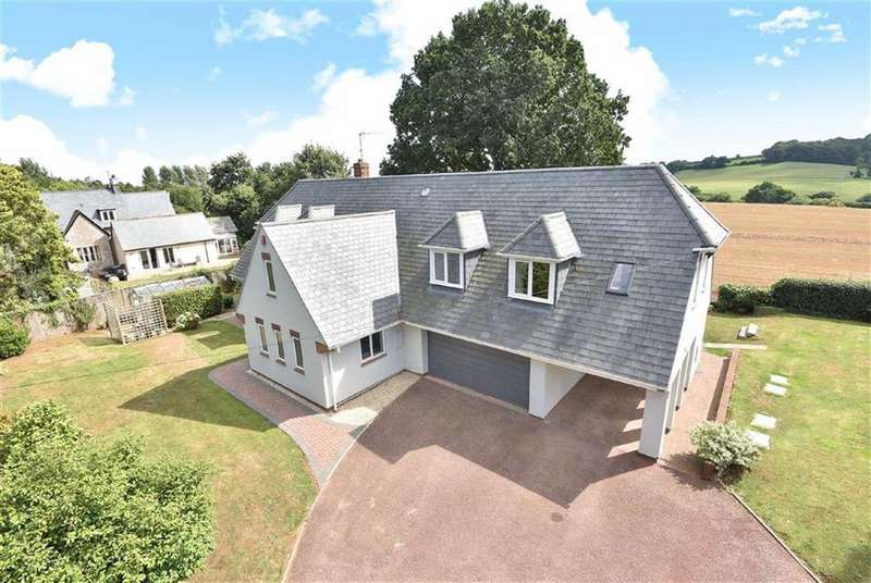 4 Bedrooms Detached House for sale in Yettington, Budleigh Salterton, Devon, EX9