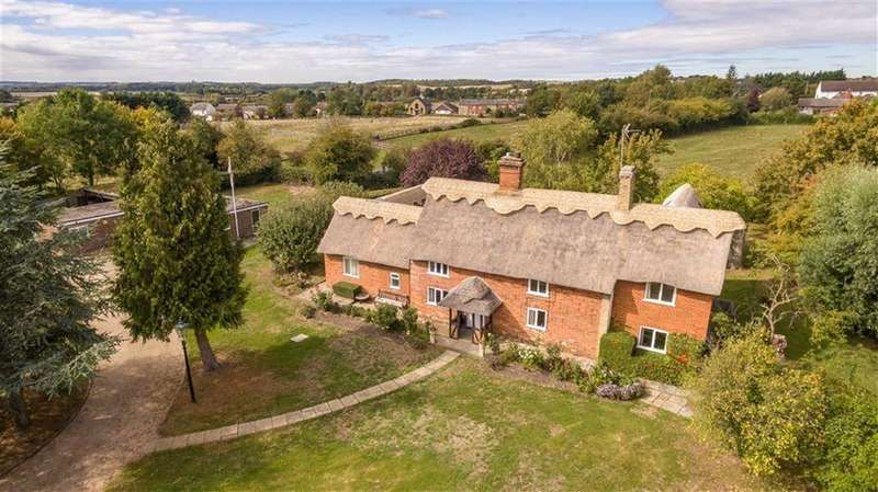5 Bedrooms Detached House for sale in Upton End Road, Shillington, SG5