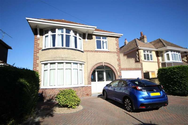 3 Bedrooms Detached House for sale in Marlborough Road, Old Town, Swindon