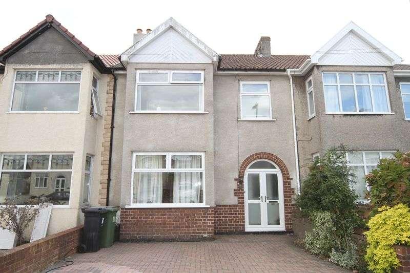 3 Bedrooms Property for sale in Grange Avenue Hanham, Bristol