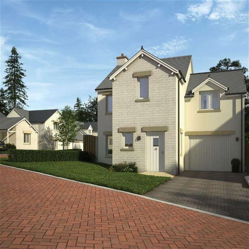 3 Bedrooms Detached House for sale in Moss Bank Place, Warton, LA5
