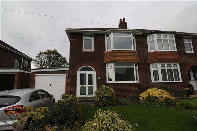 3 Bedrooms Semi Detached House for sale in Green Lane, Belle Vue, Carlisle, Cumbria, CA2 7QE