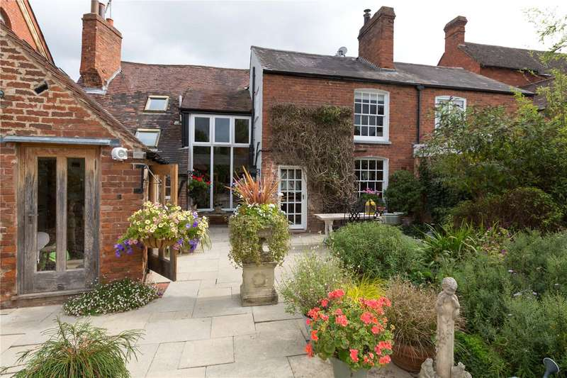 3 Bedrooms House for sale in Humbug House, 22 Cross Street, Tenbury Wells, Worcestershire, WR15