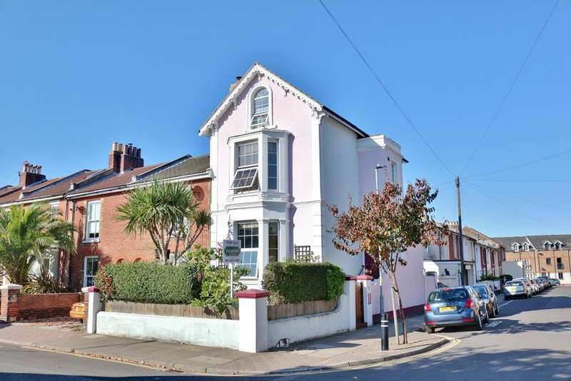 5 Bedrooms End Of Terrace House for sale in Duncan Road, Southsea