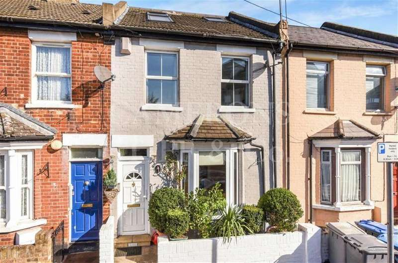 3 Bedrooms Terraced House for sale in Cooper Road, Dollis Hill, London, NW10