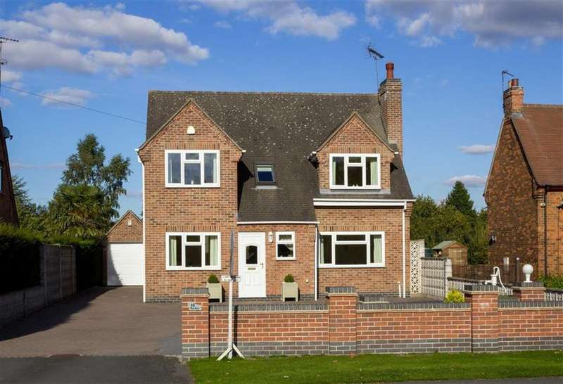 4 Bedrooms Detached House for sale in Main Street, Normanton On Soar, LE12