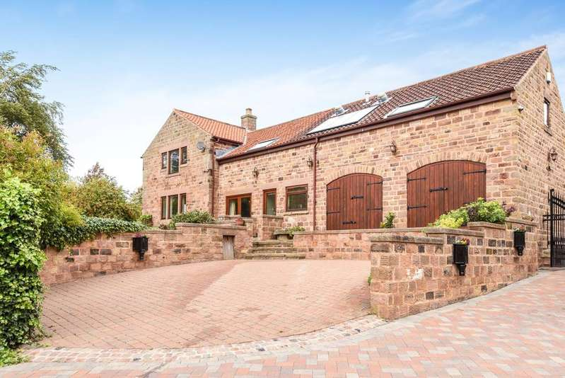 4 Bedrooms Semi Detached House for sale in Whiston SOUTH YORKSHIRE