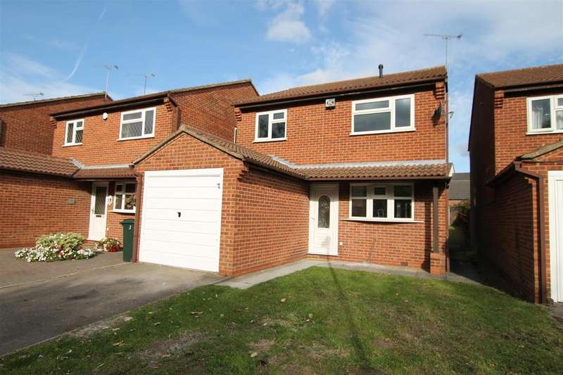 4 Bedrooms Detached House for sale in Woodway Lane, Coventry