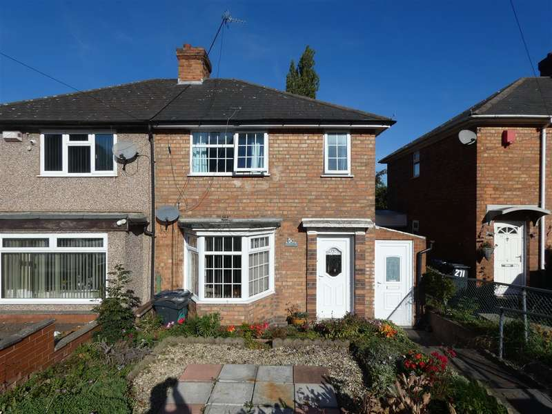 3 Bedrooms Semi Detached House for sale in Deakins Road, Yardley, Birmingham