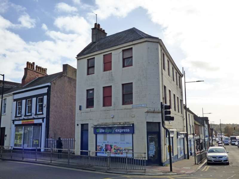 Commercial Development for sale in 1-3, Whitesands, Dumfries
