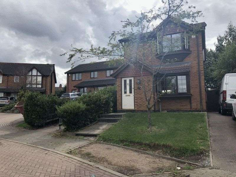 3 Bedrooms Property for sale in The Poplars, Earl Shilton