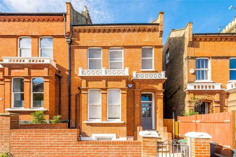 5 Bedrooms House for sale in Womersley Road, London, N8