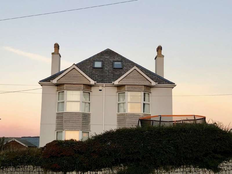 4 Bedrooms Detached House for sale in Liskey Hill, , Perranporth,