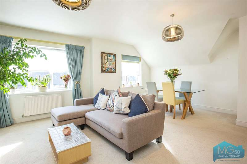 2 Bedrooms Apartment Flat for sale in Regal Court, 195 Holders Hill Road, Mill Hill, London, NW7