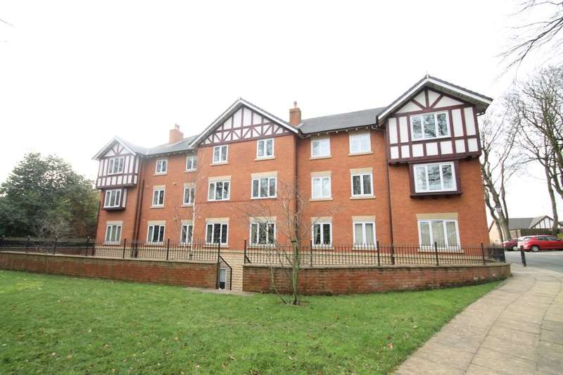 2 Bedrooms Flat for sale in Orchard Court, Bury, BL9