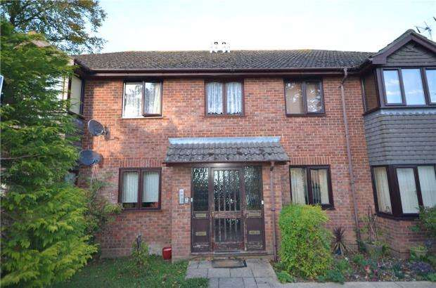 2 Bedrooms Maisonette Flat for sale in Queensdale Court, Pittard Road, Basingstoke