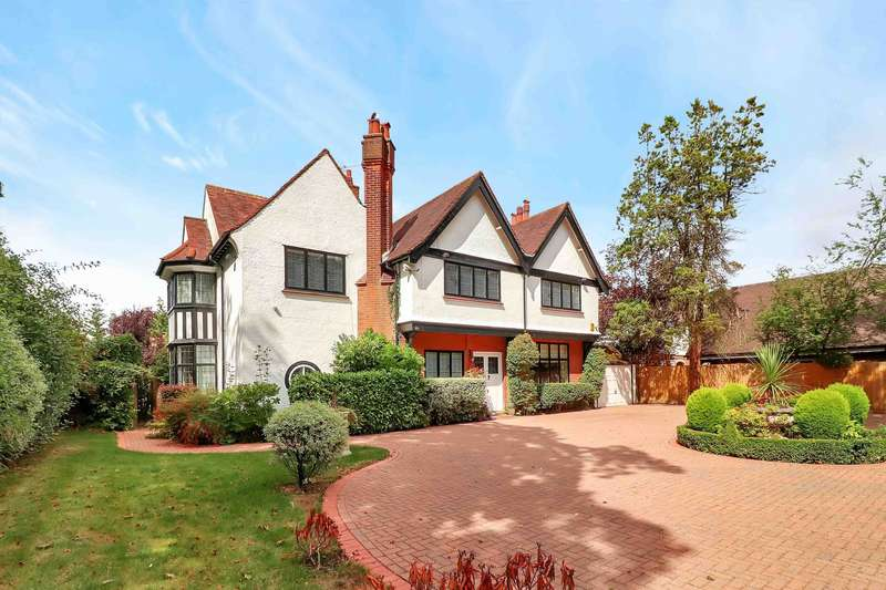 5 Bedrooms Detached House for sale in Ledborough Lane, Beaconsfield, HP9