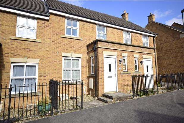 2 Bedrooms Terraced House for sale in Parnell Road, Stoke Park, BRISTOL, BS16 1WA