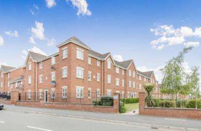 2 Bedrooms Flat for sale in Watergate Court, Leicester