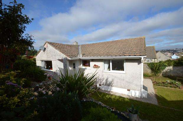 3 Bedrooms Detached Bungalow for sale in Broad Park, Oreston, Plymouth