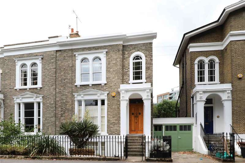 5 Bedrooms Semi Detached House for sale in Albion Square, Hackney, E8