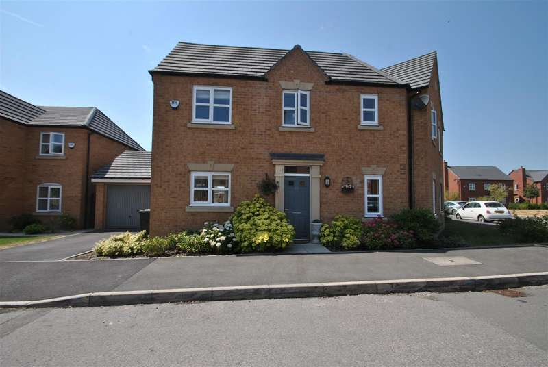 3 Bedrooms Semi Detached House for sale in Edgewater Place, EDGEWATER PLACE, Warrington, WA4