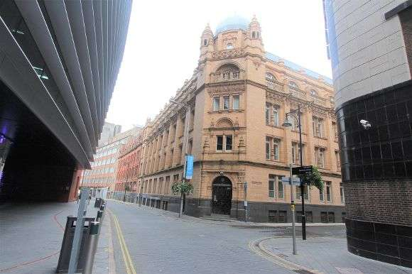 Flat for sale in Rutland Street, Leicester