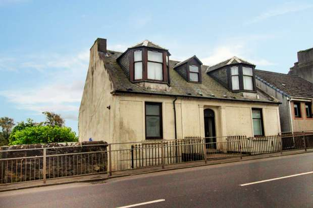 2 Bedrooms Ground Flat for sale in New Street, Garnock Valley, Ayrshire, KA24 5BY