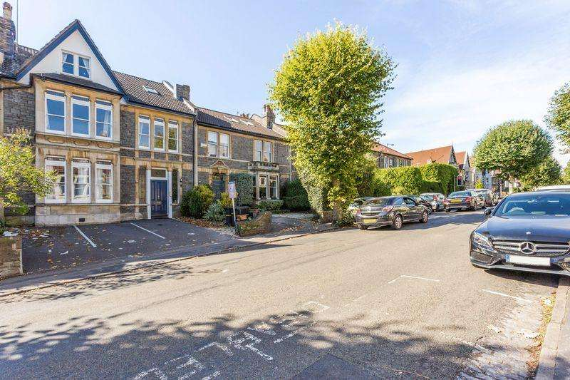 2 Bedrooms Apartment Flat for sale in Linden Road, Bristol