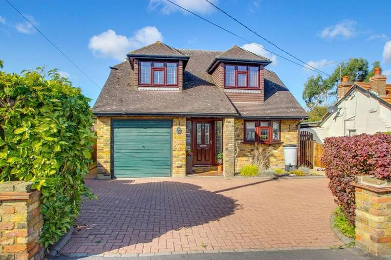 4 Bedrooms Detached House for sale in Bowers Gifford, SS13