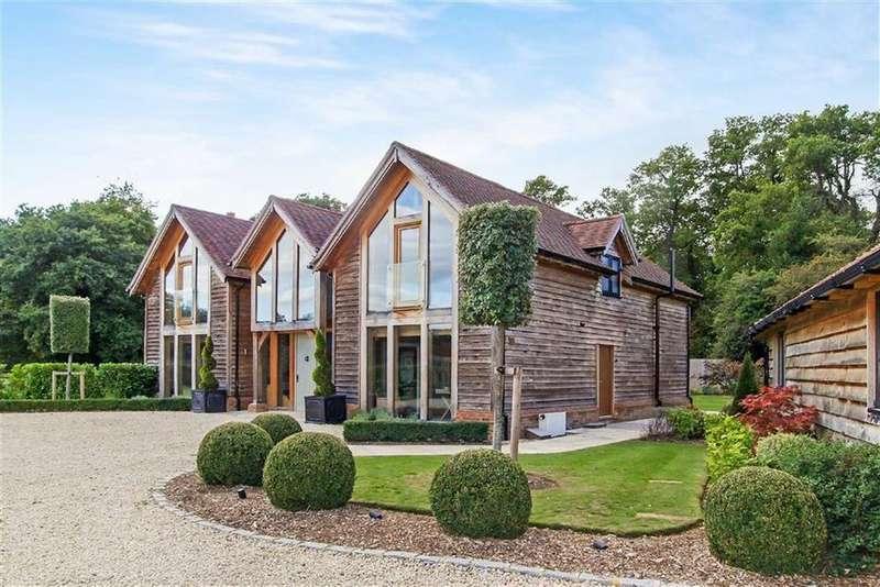 4 Bedrooms Detached House for sale in Beechwood Farm, Godalming, Surrey, GU8