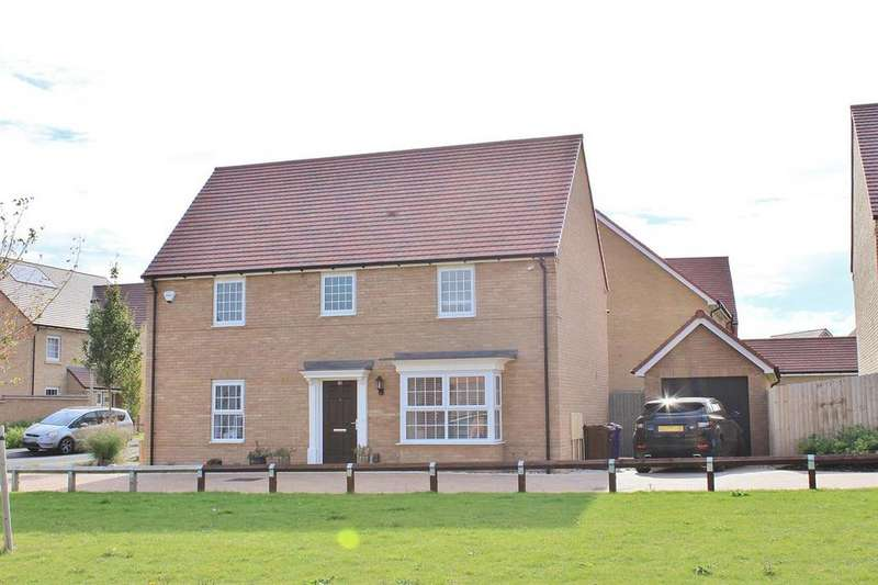 4 Bedrooms Detached House for sale in St. Andrews Way, Stanford-Le-Hope