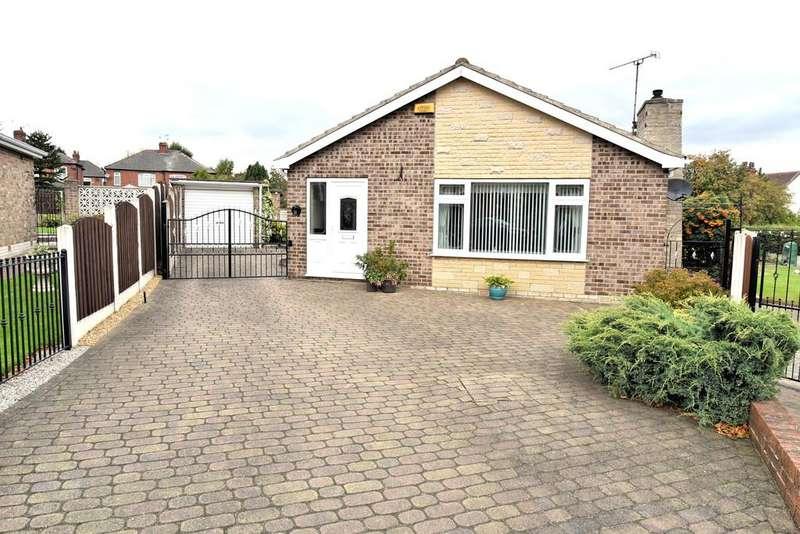 3 Bedrooms Detached Bungalow for sale in Pinehurst Rise, Swinton