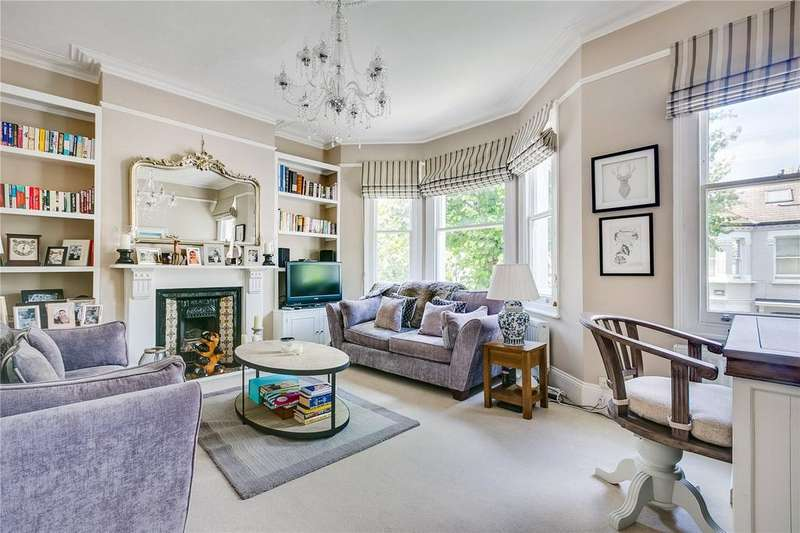 2 Bedrooms Flat for sale in Cicada Road, London, SW18